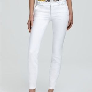 NEW Tory Burch Izzy Ankle Skinny Jeans Size 27